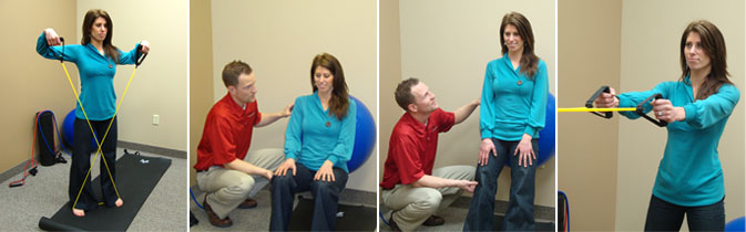 rehabilitation program at Scott Chiropractic Clinic